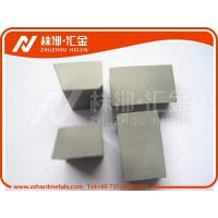 Buy cheap Various Cemented Carbide Welding Tip/Tungsten Carbide Cutting Tip/blade tips from wholesalers