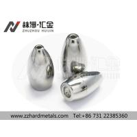 China Tungsten fishing sinkers on sale