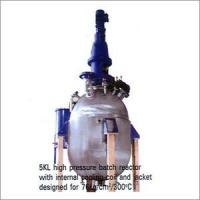 Buy cheap High Pressure Batch Reactor from wholesalers