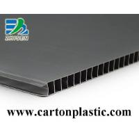 Buy cheap Black ESD Corrugated Plastic Sheet from wholesalers