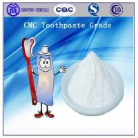 Buy cheap Carboxymethyl Cellulose(CMC) Toothpaste Grade product