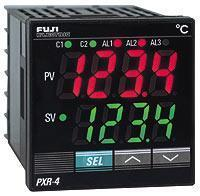 Buy cheap Fuji PXR4 Series 1/16 DIN Temperature And Process Controller Self Tuning from wholesalers