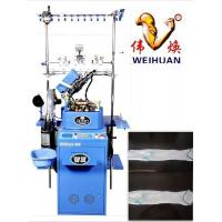 Buy cheap 4-1/2''Computerized Single Plain and Terry Sock Machine from wholesalers