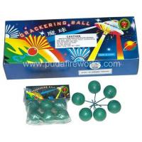 Buy cheap CPD22058 Crackling Ball from wholesalers