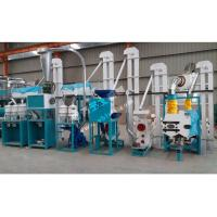 Buy cheap 5T corn processing equipment from wholesalers