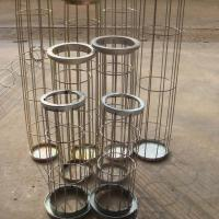 Buy cheap filter bag cage from wholesalers