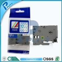 Buy cheap Wholesale high quality 12mm blue on clear TZe 133 TZ tape cassette for P touch label maker from wholesalers