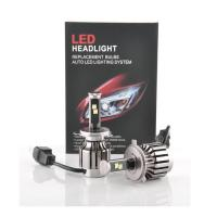 Buy cheap Cree LED Headlights H1 H3 H4 H7 H11 H13 9004 9007 9005 9006 880 D2S from wholesalers