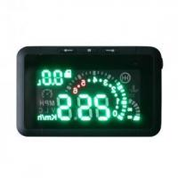 Buy cheap LED Car HUD Head Up Display With OBD2 Speeding Warn System from wholesalers