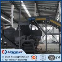 Buy cheap Waste tyre shredding machine manufacturer from wholesalers
