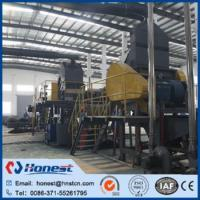 Buy cheap Brand new waste tyre recycle line waste tyre recycling plant supplier with high quality from wholesalers