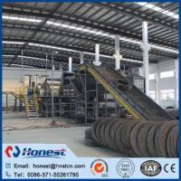 Buy cheap Professional machine recycling rubber waste tyre recycling machine made in China from wholesalers