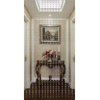Buy cheap Beautiful Home Decor Acrylic Beaded Curtain - Silver Twisted Drop from wholesalers