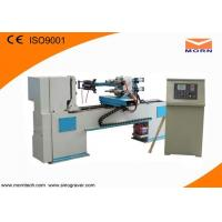 Buy cheap MORN 2 Axis CNC wood lathe from wholesalers