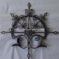Buy cheap Wrought Iron Stair Railing Parts from wholesalers