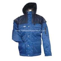 Buy cheap Cheap High Visibility 100% Cotton Men Winter Coat from wholesalers