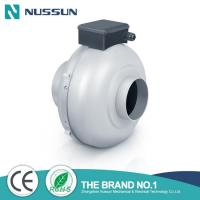 Buy cheap AC Centrifugal inline duct fan from wholesalers