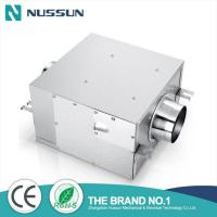 Buy cheap Wholesales acoustic box Inline duct fan supplier(DPT15-32B) from wholesalers
