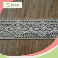 Buy cheap Turkish White Crochet Lace , Crochet Lace Trim Pattern Free, Wholesale Lace Trimming from wholesalers