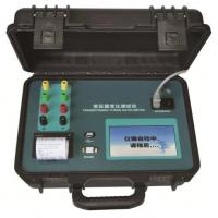 Buy cheap Multifunctional 3 phase Turns ratio tester with multiple measurement types product