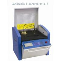 Buy cheap Transformer insulation oil dielectric loss and dielectric constant tester from wholesalers