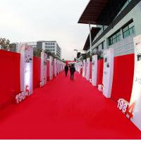 Buy cheap A10, red carpet, wall to wall carpet for wedding/banquet hall from wholesalers