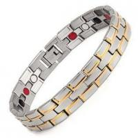 Buy cheap 316l Stainless Steel Magnetic Energy Balance Bracelet from wholesalers
