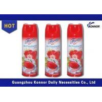 Buy cheap Fruit Fragrance Air Freshener Spray Water Based Deodorant Aerosol Spray from wholesalers