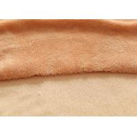 Buy cheap Professional Dyeing Beach Fleece Fabric Warp Knitting Single Side from wholesalers