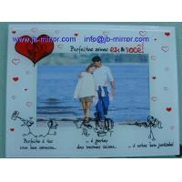 Buy cheap Mirrored Photo Frame JB-PF12 from wholesalers