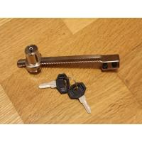 Buy cheap BATHROOM FITTINGS SLIDING LOCK-120MM from wholesalers