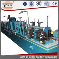 Buy cheap Fair Stainless Steel Pipe Making Machine Price for Hand Railing Pipes from wholesalers