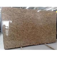 Buy cheap Giallo Fiorito Granite Slab Materials from wholesalers