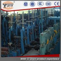 Buy cheap Competitive Price Round Decorative SS Pipe Making Machine For Hand Railings from wholesalers