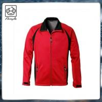 Buy cheap Red Baseball Jackets Winter Sportswear from wholesalers
