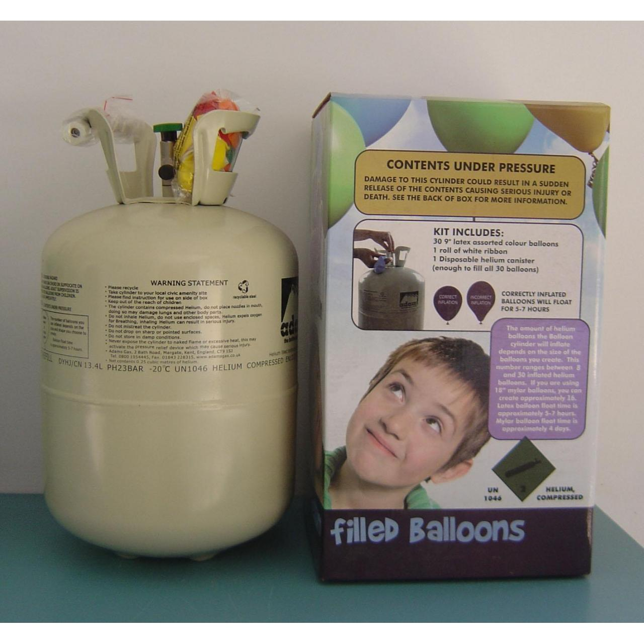 Buy cheap High purity gas & industrial gas Helium in disposable tank from wholesalers