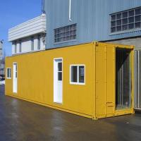 Buy cheap China Prefab House Luxury Shipping Container Home For Sale from wholesalers