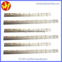 Buy cheap Low Price High Strength Brass Copper Slide Plate with oil groove from wholesalers