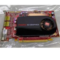 Buy cheap ATI FirePro V3750 256MB Dual Video 3D Graphic Card PCIe x16 DisplayPort + DVI from wholesalers