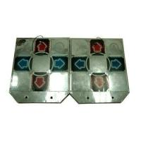 Buy cheap (Lot of 2) Dance Dance Revolution DDR Metal Controller Pads for Arcade 15-Pin from wholesalers