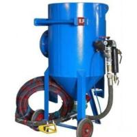 Buy cheap COLO-110P Manual Pressure Sand Blasting Pot - Portable Pressure Sand Blasting Pot from wholesalers
