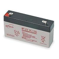 Buy cheap Enersys Genesis NP1.2-6 Battery - 6V 1.2Ah Sealed Rechargeable product