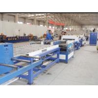 Buy cheap Cable Tray Production Line ( Economical Type ) from wholesalers