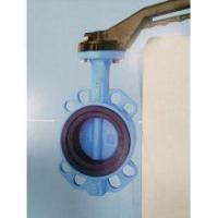 Buy cheap Non Backed Wafer Butterfly Valve from wholesalers