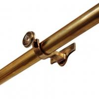 Buy cheap Brass Centre Bracket for 1 / 25mm Picture Rail F1-CB25 from wholesalers