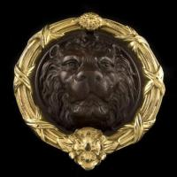 Buy cheap LION'S HEAD DOOR KNOCKER C1-0001-1M from wholesalers