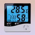 Buy cheap Industrial gradeDigital Thermo-Hygrometer clock from wholesalers