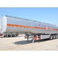 Buy cheap CIMC Oil Tank Semi Trailer from wholesalers