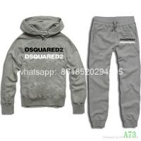 Buy cheap Wholesale replica DSQUARED2 tracksuit cheap DSQ hoodies pants hot sell from wholesalers