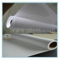 Buy cheap indoor printing material PP Synthetic paper product